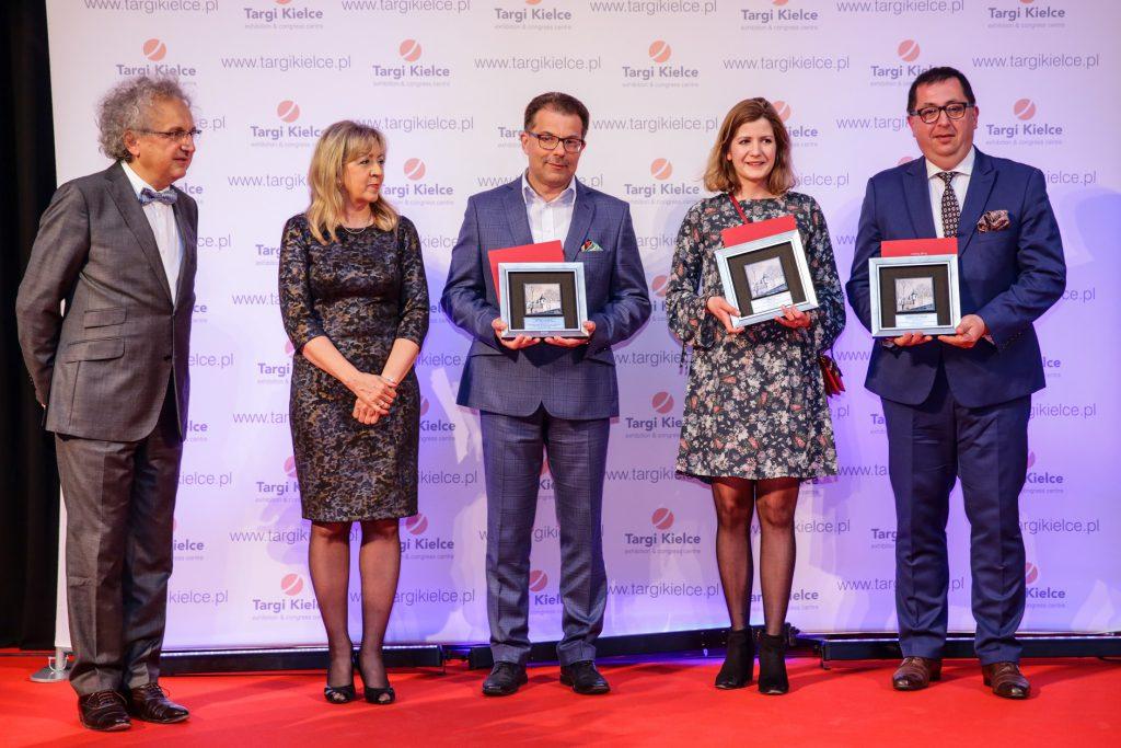 EFT Stabilo Widziszewo Rotra 2018 Targi Kielce Nagroda Skrzynia Narzędziowa Ochraniacz Mata