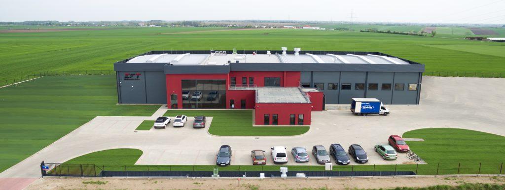 EFT Stabilo Widziszewo nowa siedziba Skrzynia Narzędziowa Ochraniacz Mata